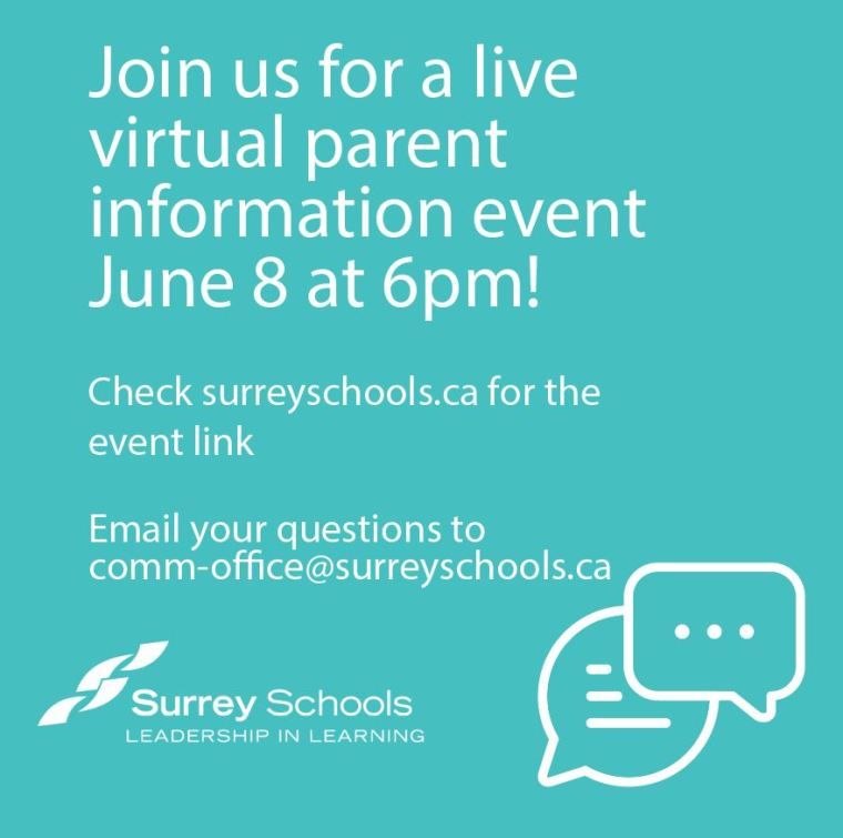 Virtual info night 2